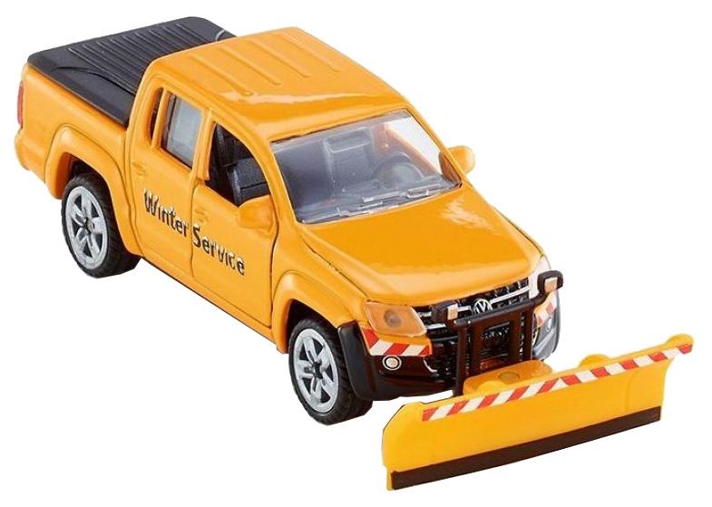 Купить Снегоуборочная машина Volkswagen 1:55 2546, Спецтехника Siku 2546, Спецслужбы