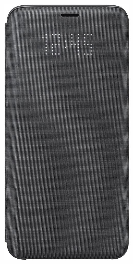 Чехол Samsung LED View Cover Black для Galaxy S9