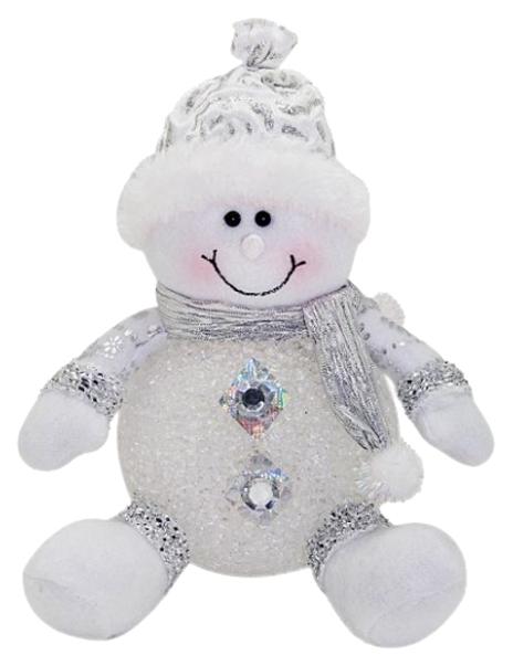 Светильник новогодний Новогодняя сказка Снеговик LED