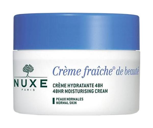 Купить Крем для лица Nuxe Crème Fraîche de Beauté CrèmeHydratante 48H 50 мл, Crème Hydratante 48H