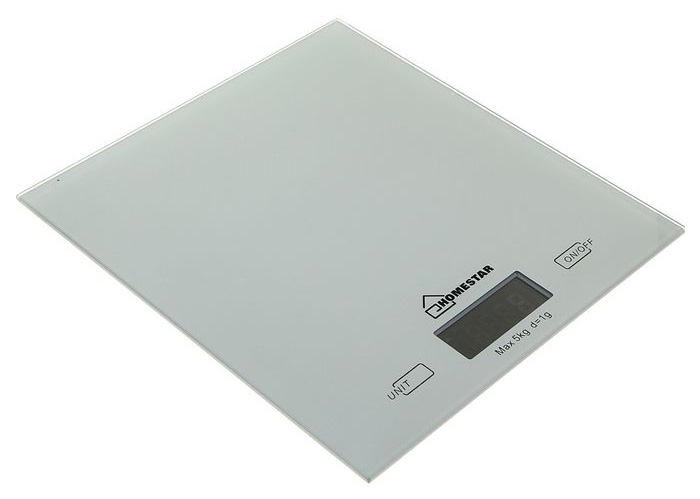 Весы кухонные Homestar HS 3006 цвет Серебристый