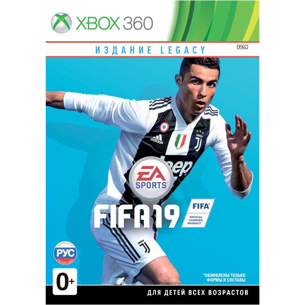 Игра FIFA 19 Legacy edition для Xbox