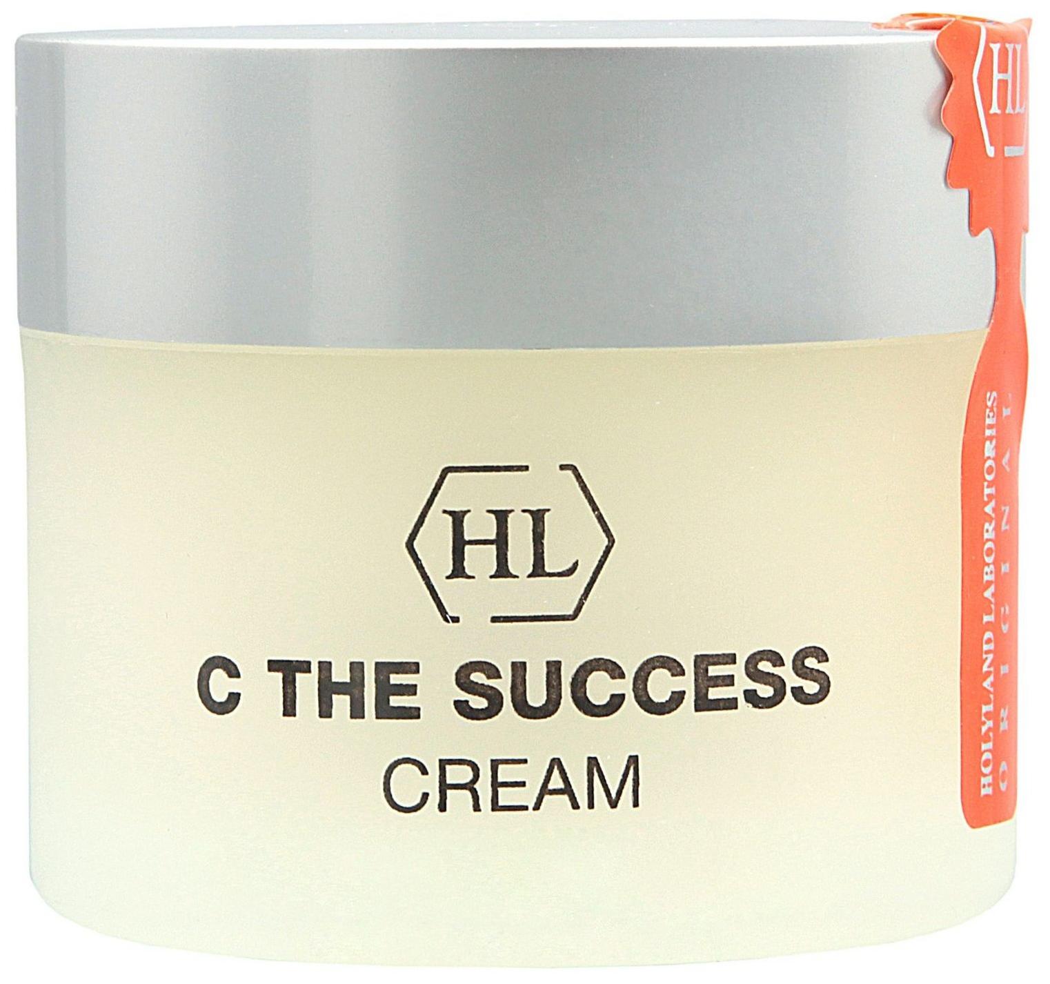 Крем для лица Holy Land C The Success Cream 50 мл фото