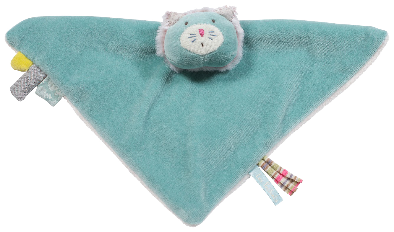 Купить Комфортер Котик 660054, Комфортер Котик Moulin Roty 660054, Комфортеры для новорожденных