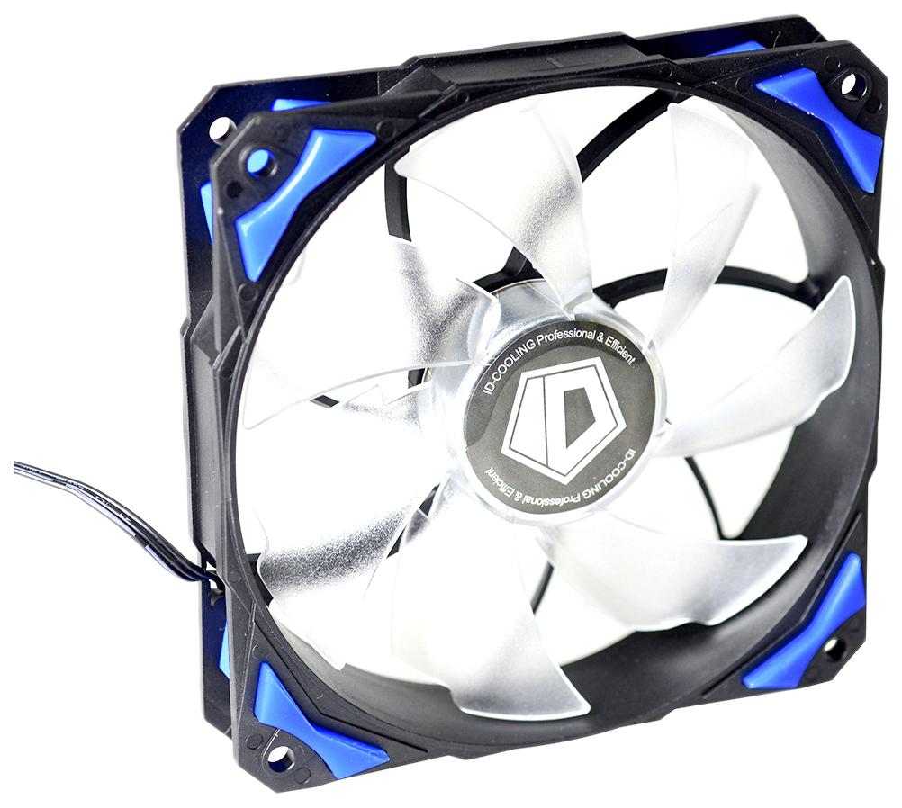 Корпусной вентилятор ID COOLING PL 12025 B