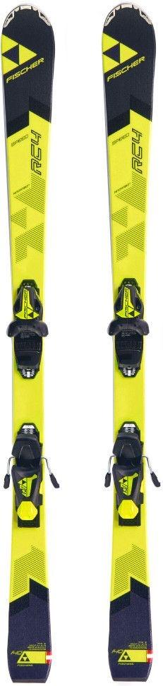 Горные лыжи Fischer RC4 Speed JR