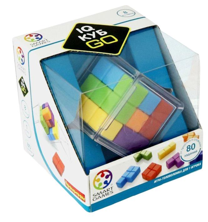 Купить Bondibon Логическая игра Bondibon IQ-Куб GO, арт. ВВ3331,