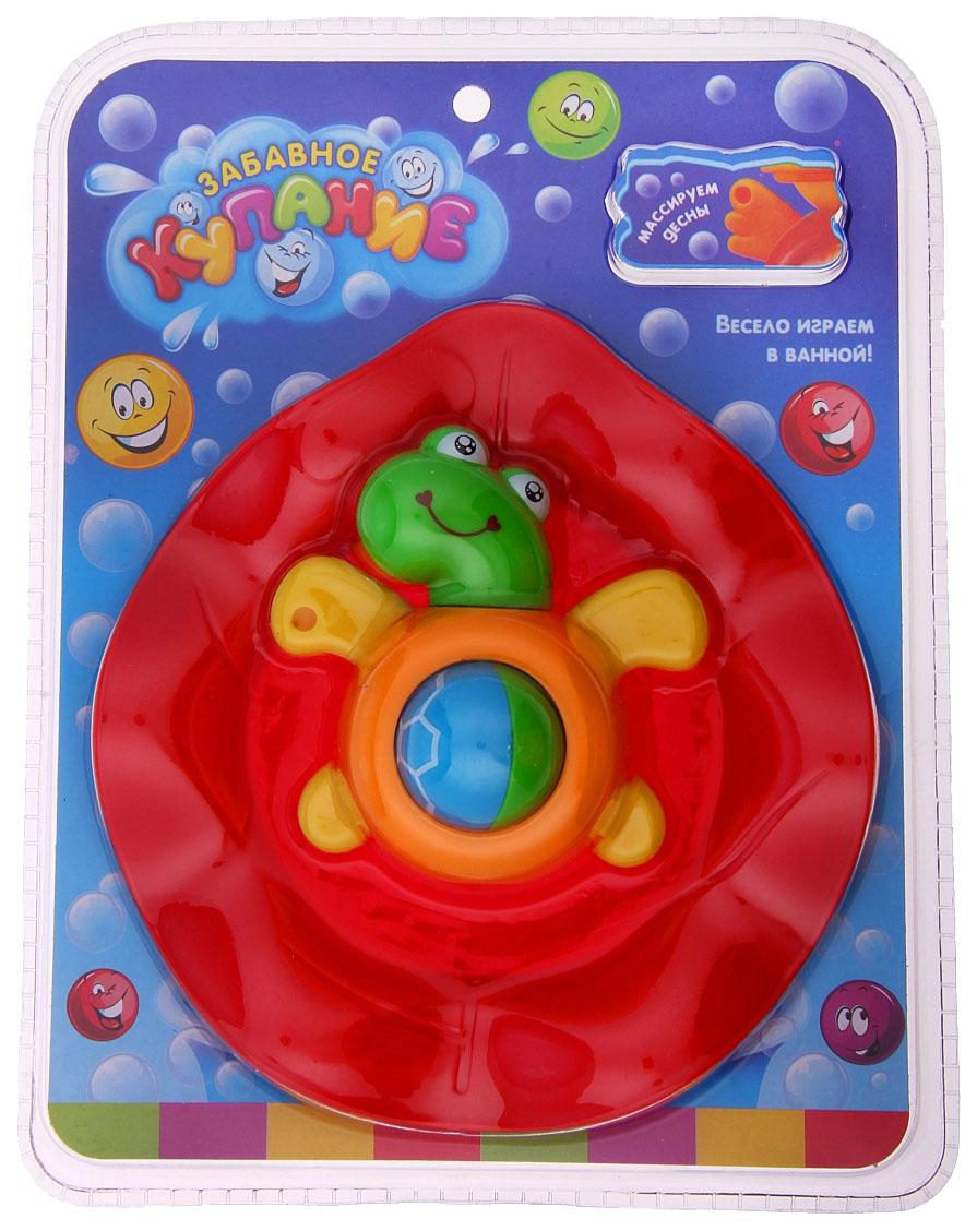 Игрушка для купания Забавное Купание Черепашка 777917