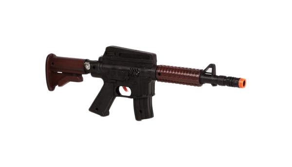 Купить Игрушечный автомат Top-Mission, NoBrand, Стрелковое игрушечное оружие