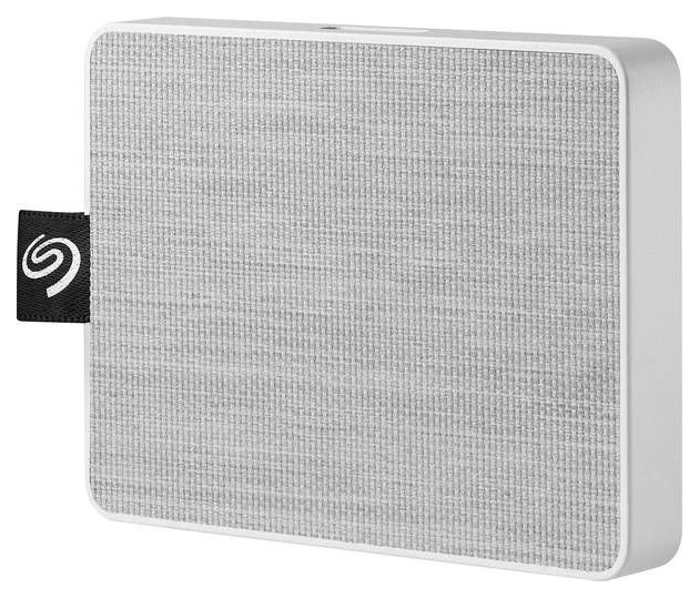 SEAGATE 1TB ONE TOUCH SSD WHITE (STJE1000402)