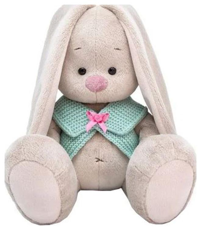 Купить Мягкая игрушка Budi Basa Зайка Ми в жилете, 18 см, Мягкие игрушки животные