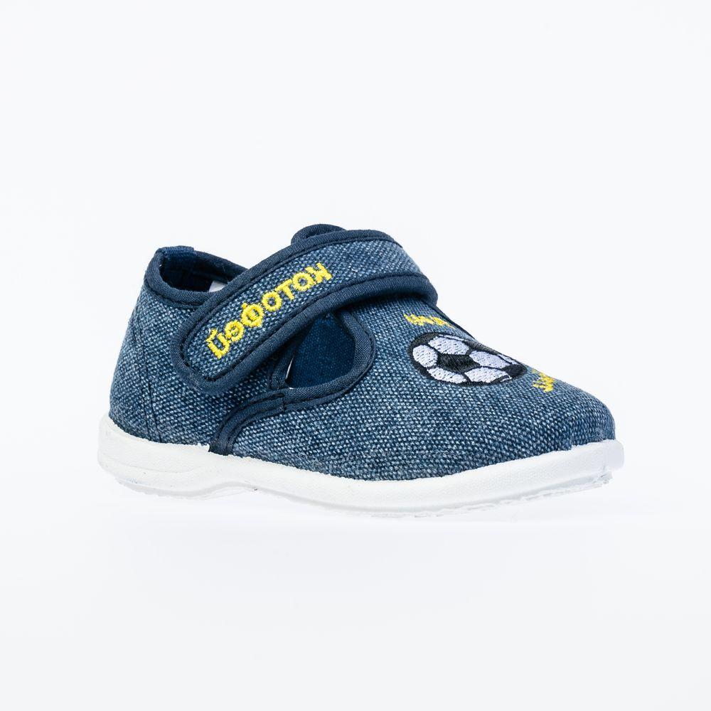 Текстильная обувь для мальчиков Котофей, 21 р-р
