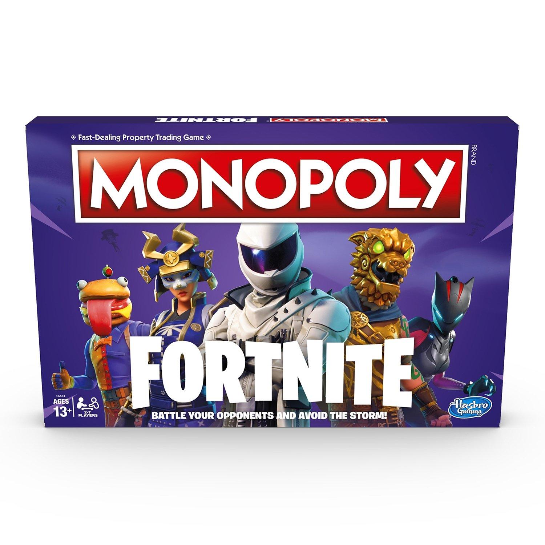 Купить Монополия, Игра настольная Hasbro MONOPOLY Фортнайт,