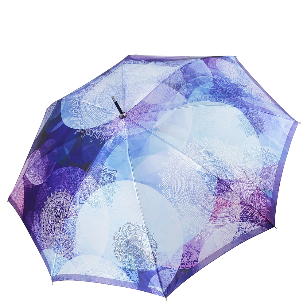 Зонт женский FABRETTI 1811 голубой
