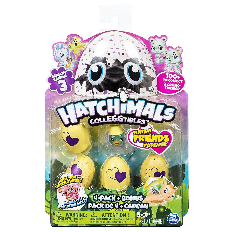 Купить Hatchimals Набор из пяти коллекционных фигурок, 3 сезон,