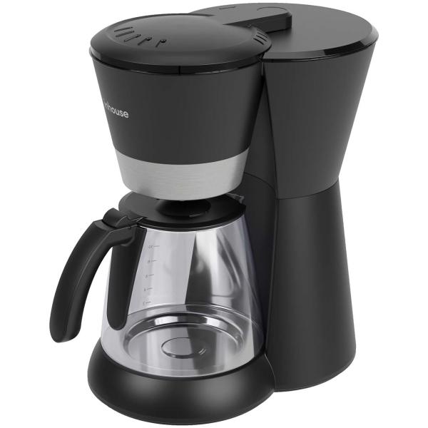Кофеварка капельного типа Inhouse ICMD1501BK