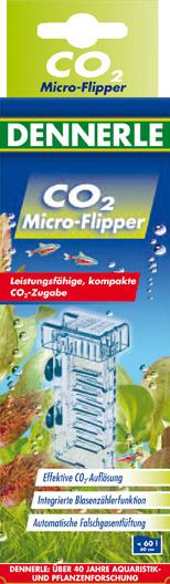 Dennerle Реактор СО2 Dennerle Micro-Flipper фото