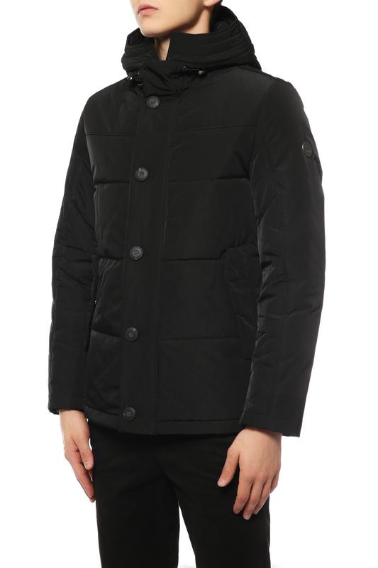 Куртка мужская Madzerini RICHI черная 52 IT фото