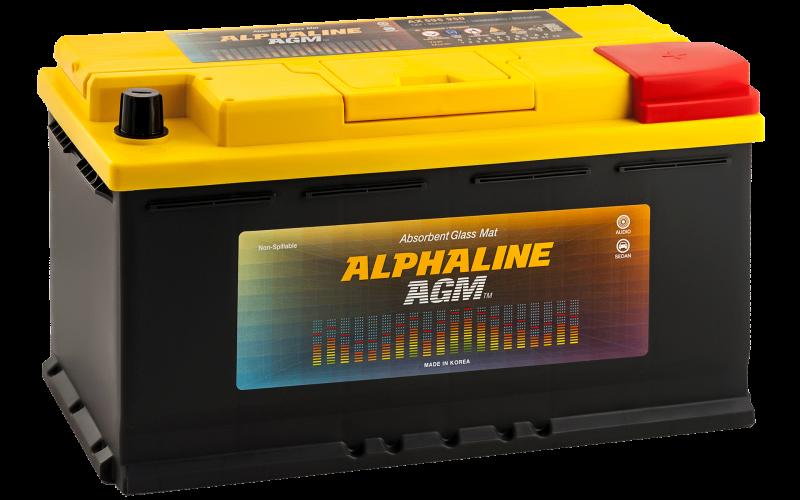 Аккумулятор ALPHALINE AGM 95R фото