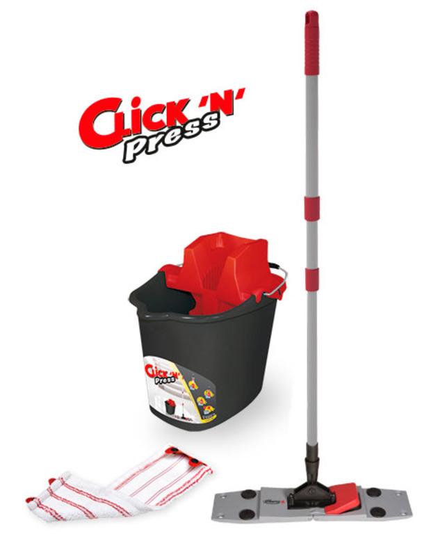 Комплект для уборки пола Sprintus Click