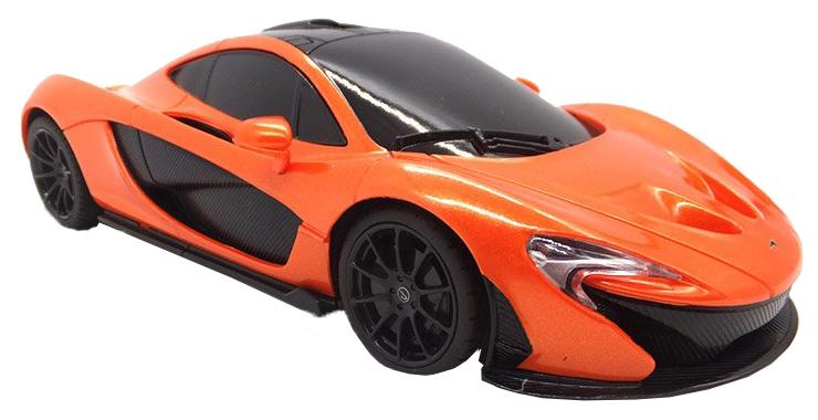 Радиоуправляемая машинка Rastar McLaren P1 1:24 оранжевая 75200O