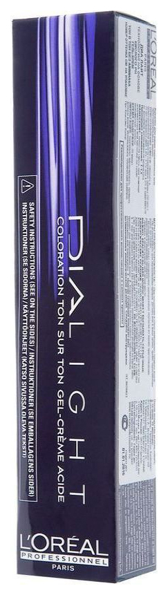 Краска для волос L'Oreal Professionnel DiaLight 7.18 Блондин пепельный мокка 50 мл фото