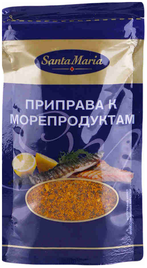 Приправа  Santa Maria к морепродуктам 25 г