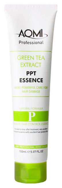 Эссенция для волос AOMI Green Tea Extract PPT 150 мл фото