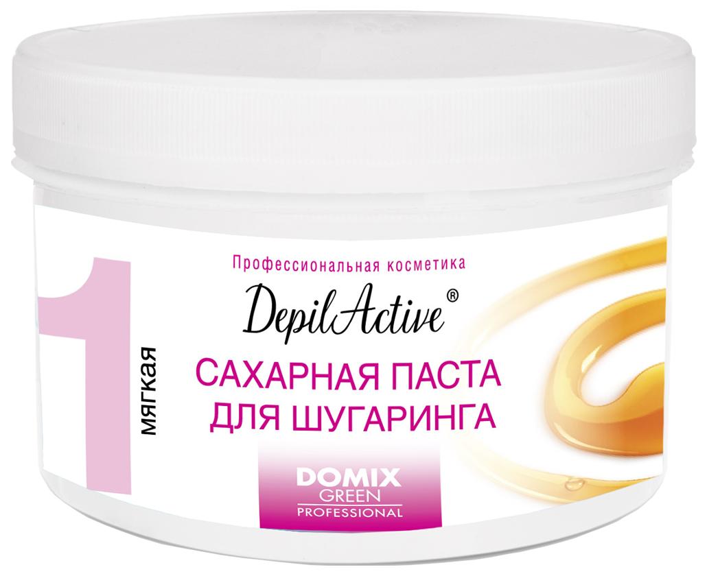 Паста для шугаринга Domix DepilActive Мягкая