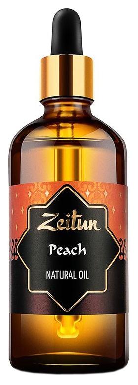 Масло для тела Zeitun Персиковое 100 мл