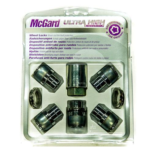 Секретки на колеса McGard M12x1.5мм 21556 SL
