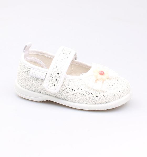 Купить Сандалии Котофей для девочки р.21 131125-12 белый, Детские сандалии