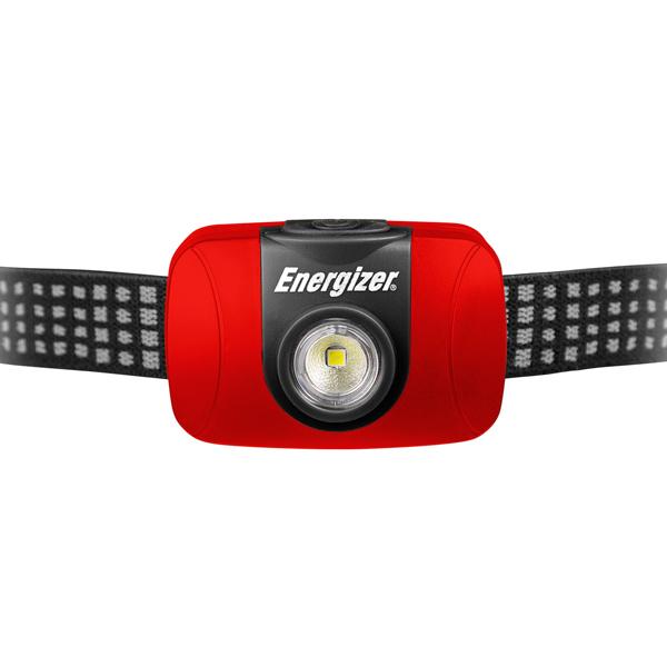 Туристический фонарь Energizer E300370901 красный, 1 режим
