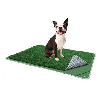 Коврик для собак PoochPad с искуственной травой