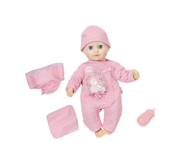 Пупс Zapf Creation Baby Annabell 702-604 Бэби Аннабель Веселая малышка, 36 см фото