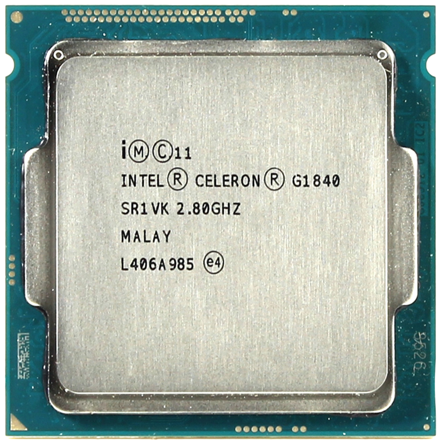 Процессор Intel Celeron G1840 OEM