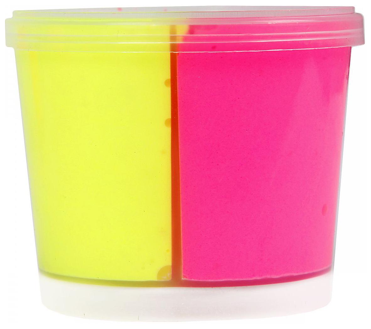 Купить Пластилин Color Puppy Прыгающий 2 цвета 45 г в ассортименте, Лепка