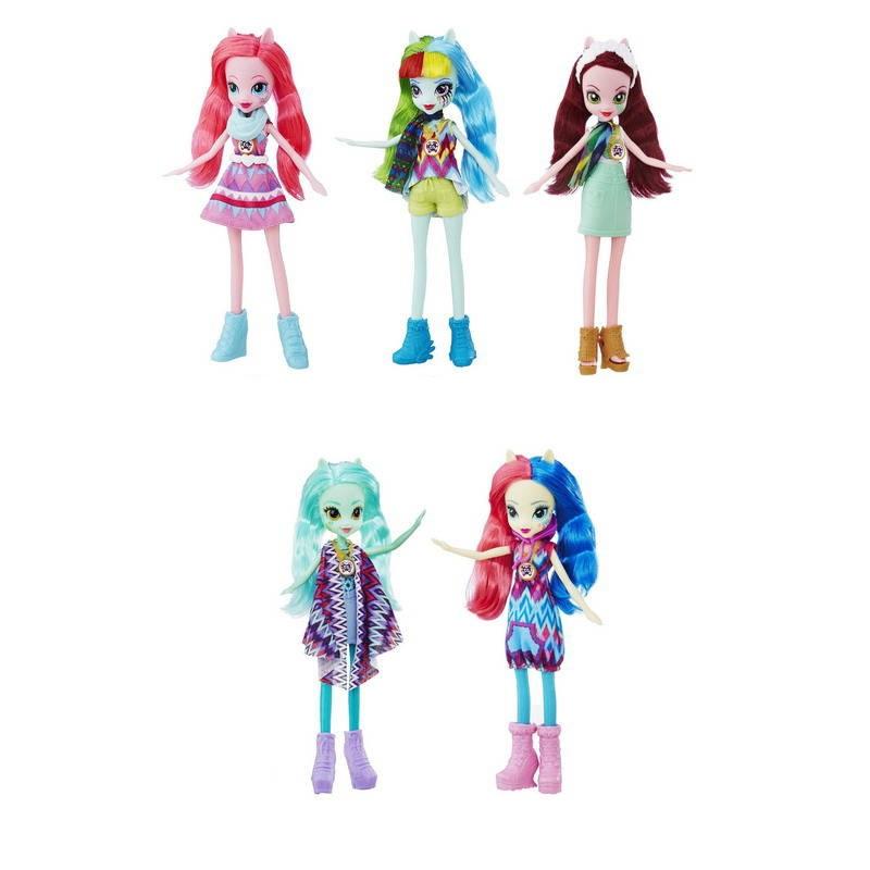 Кукла Equestria Girls Легенда Вечнозеленого леса My Little Pony