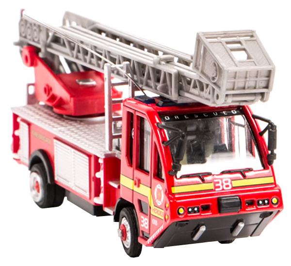 Радиоуправляемая пожарная машинка MYX City Hero 7911