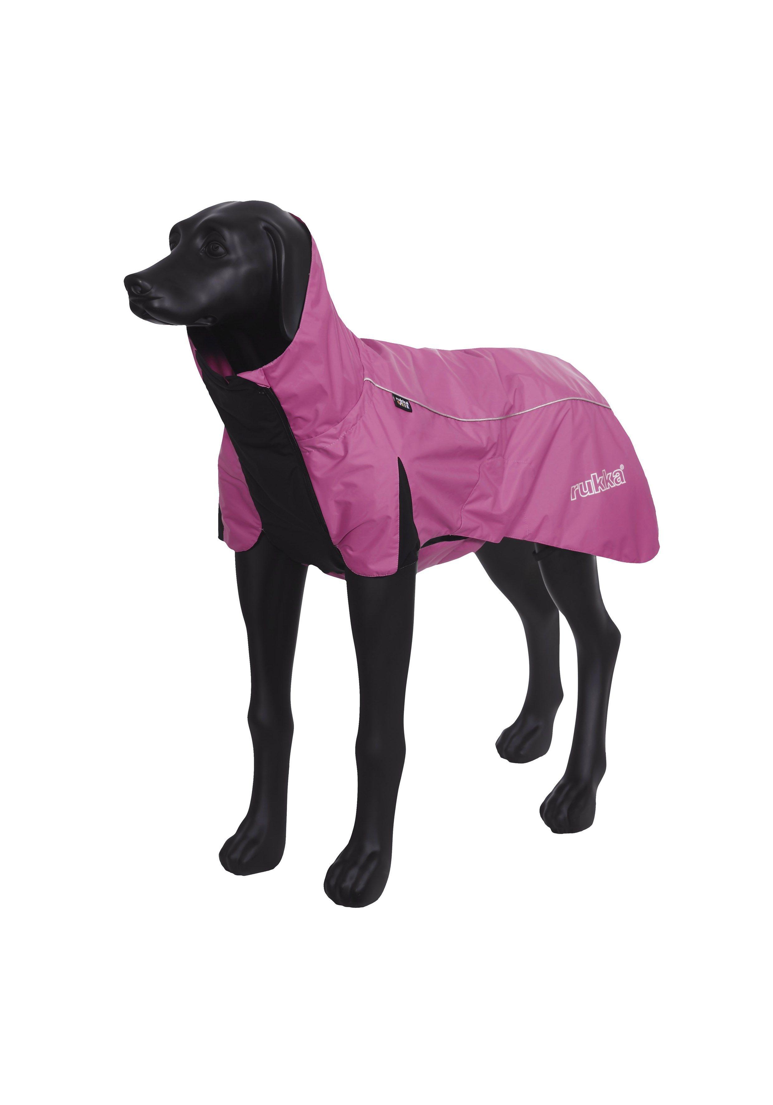 Дождевик для собак RUKKA Wave raincoat 65см