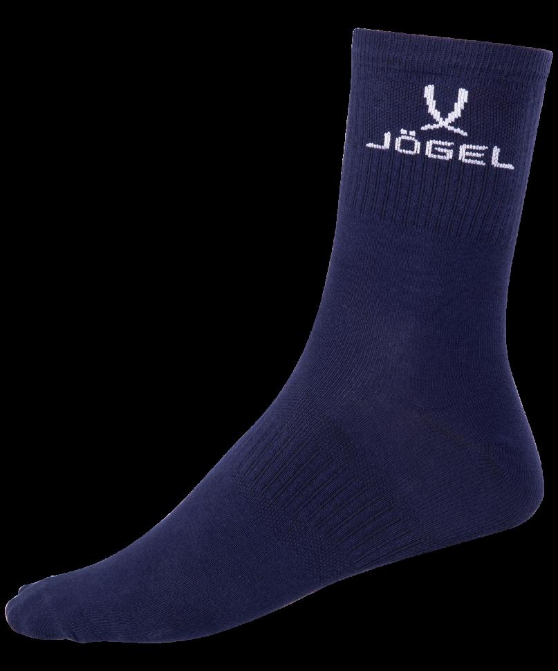 Носки Jogel JA 005, темно синие/белые,