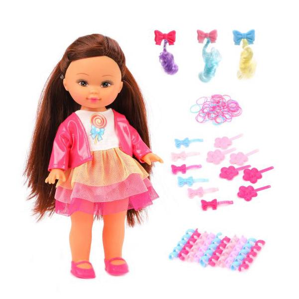 Кукла Элиза. Студия причесок 451308