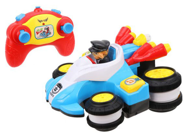 Радиоуправляемая машинка Наша Игрушка Полиция 45222A