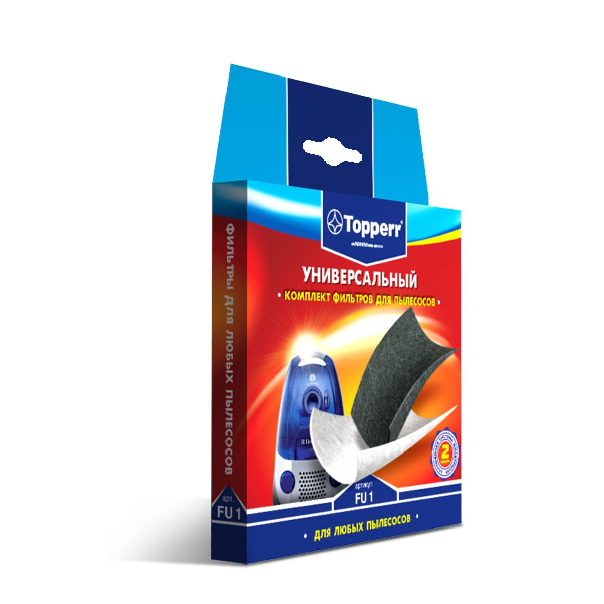 Фильтр для пылесоса Topperr FU1