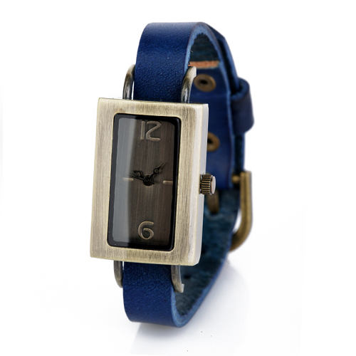 Часы Kawaii Factory Remembrance синие