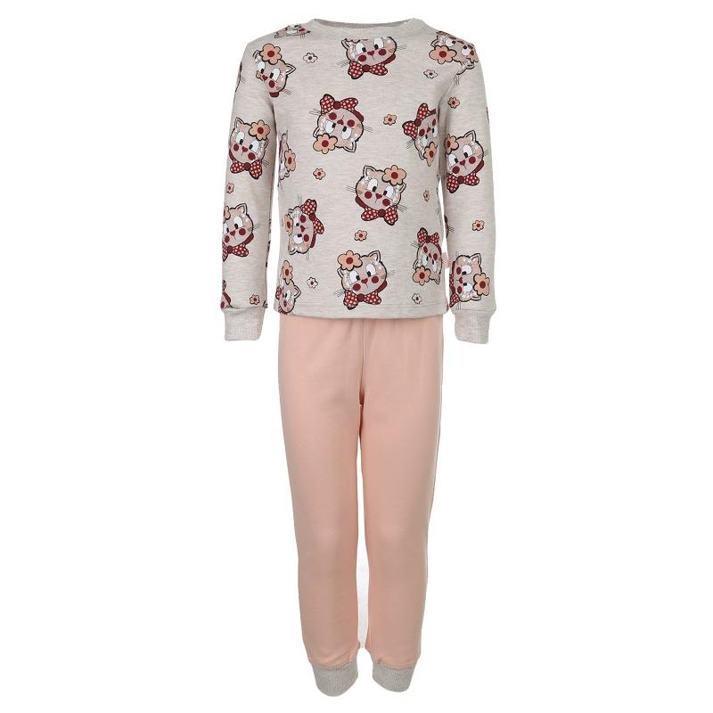 Купить Пижама Bembi Розовый р.104, Детские пижамы