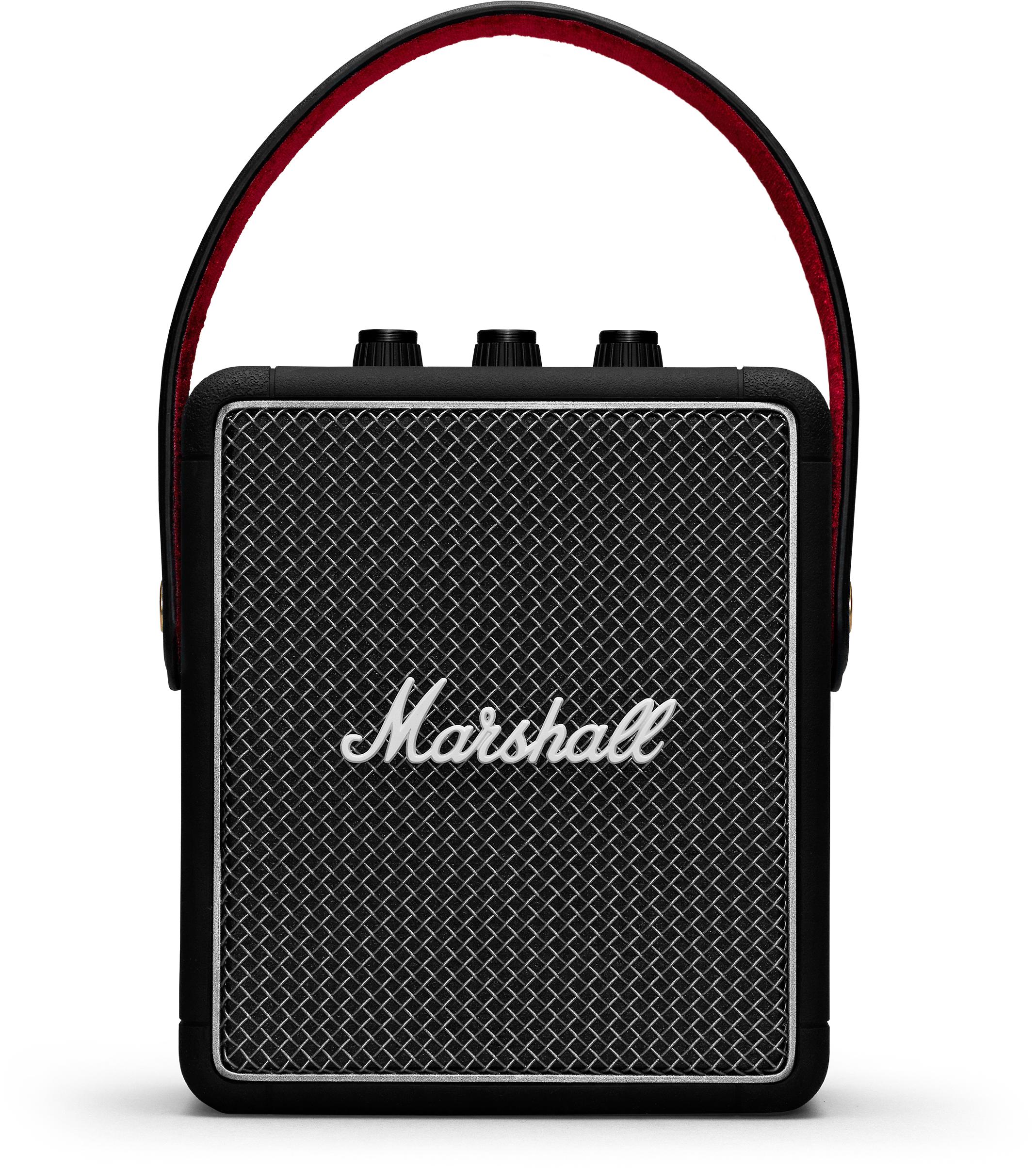 Беспроводная акустика Marshall Stockwell II Black