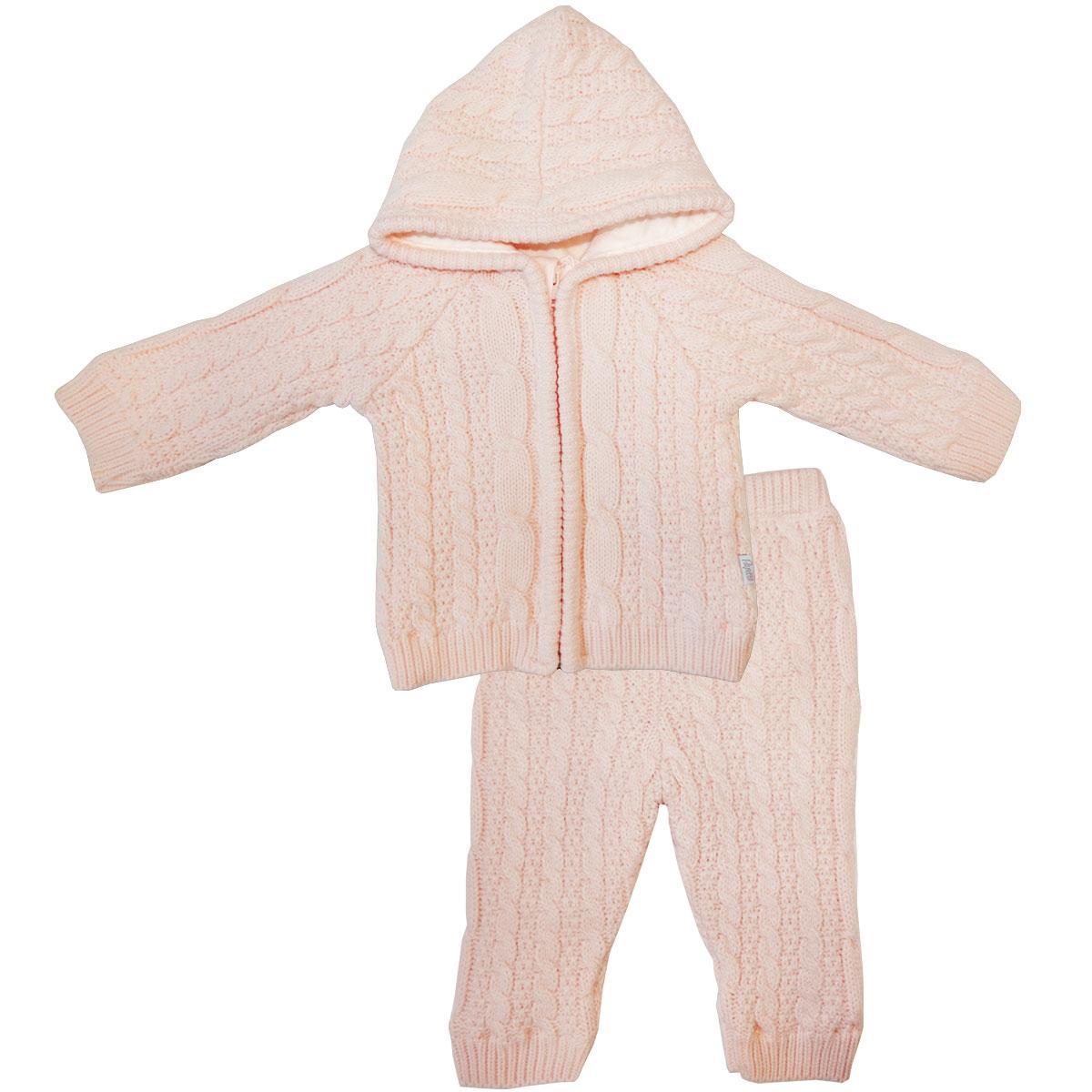 Купить 73-9003, Комплект одежды Папитто, цв. розовый р.68,