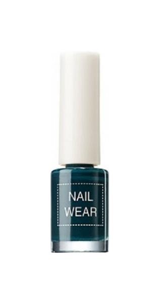 Лак для ногтей The Saem Nail Wear 27 Deep Khaki 7 мл