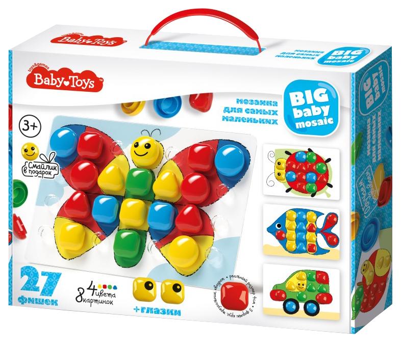 Купить Мозаика Десятое королевство Baby toys для самых маленьких 02520ДК, Мозаики